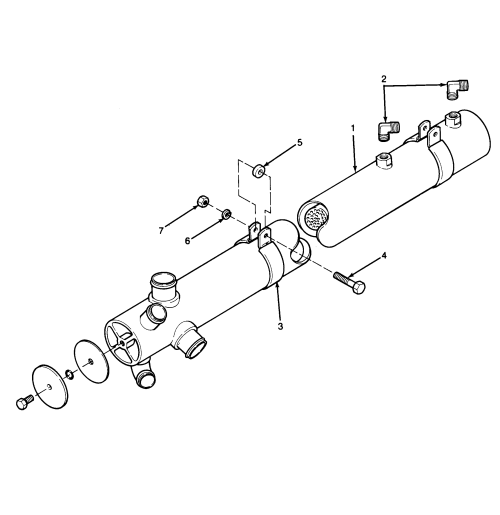 small resolution of 460 engine parts diagram labeled