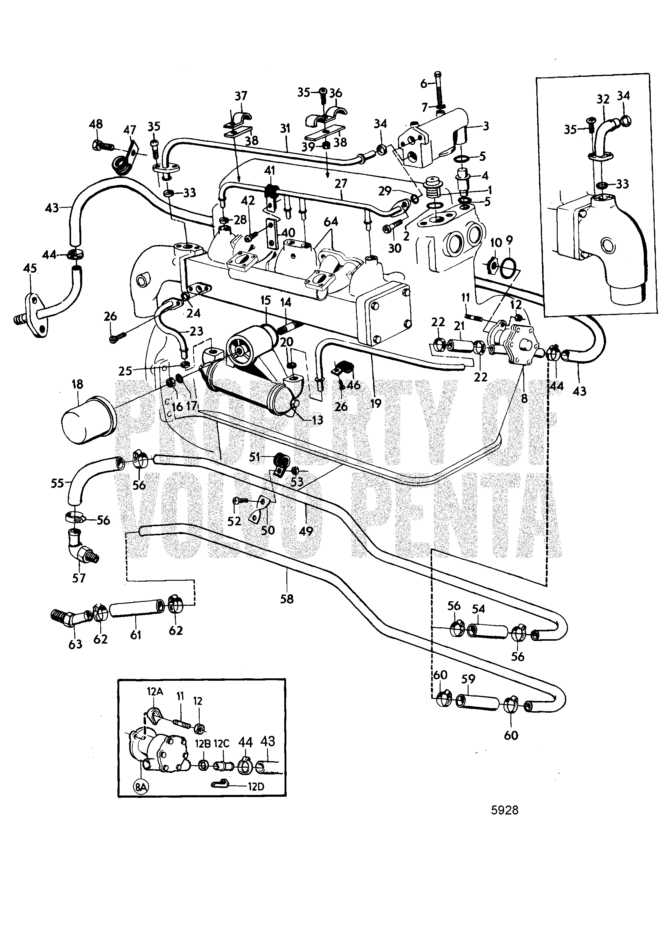 Volvo Marine Diesel Engine Diagram. Volvo. Auto Wiring Diagram