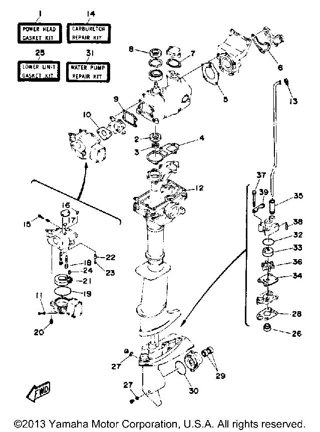 Httpsewiringdiagram Herokuapp Compost1986 Yamaha 40lj