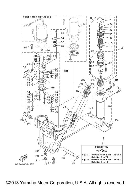 small resolution of yamaha 225 wiring wiring diagram yamaha 225 power trim wiring