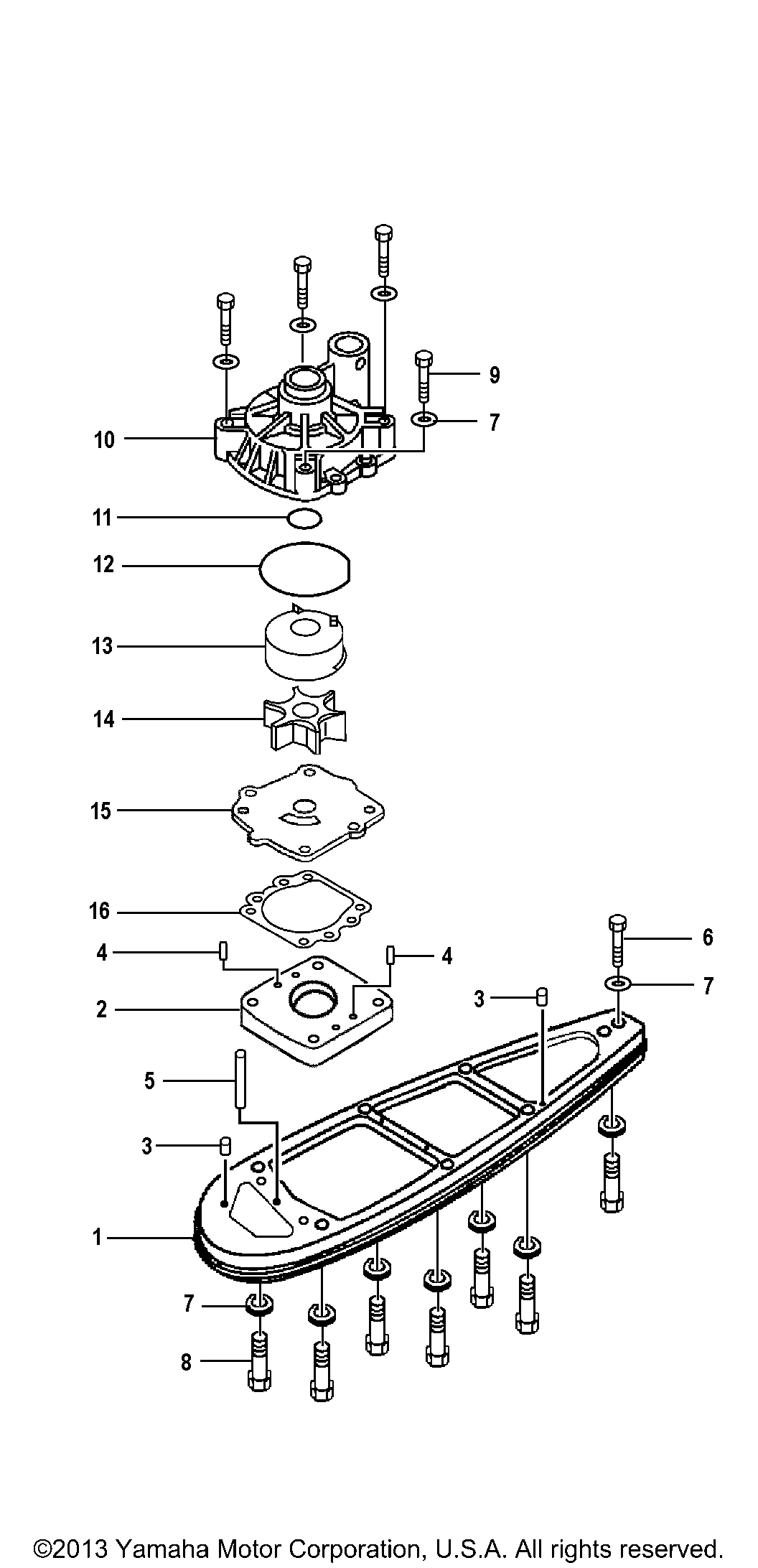 Yamaha F115 Hp Outboard Service Repair Manual