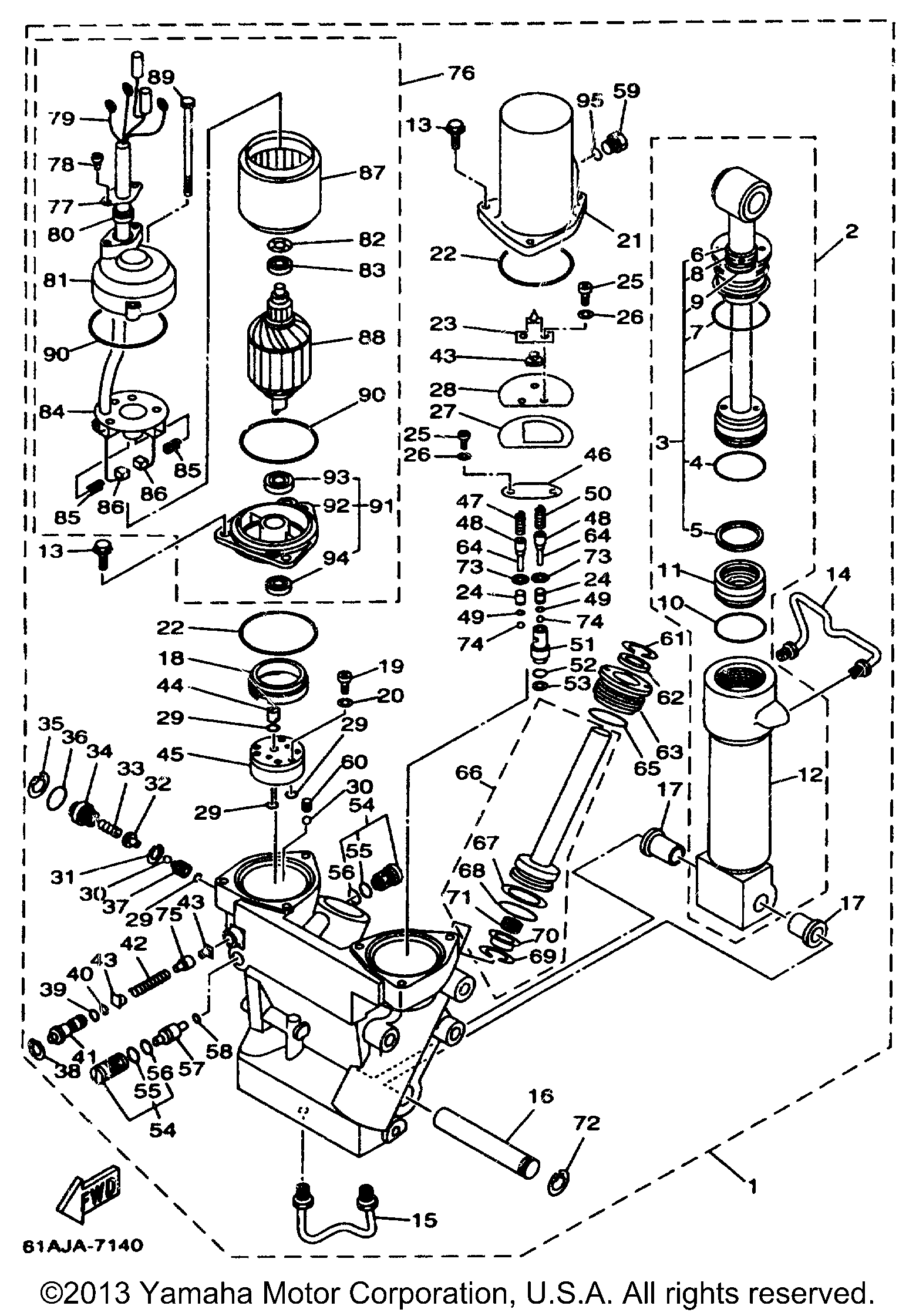 225 Suzuki Outboard Parts Diagrams
