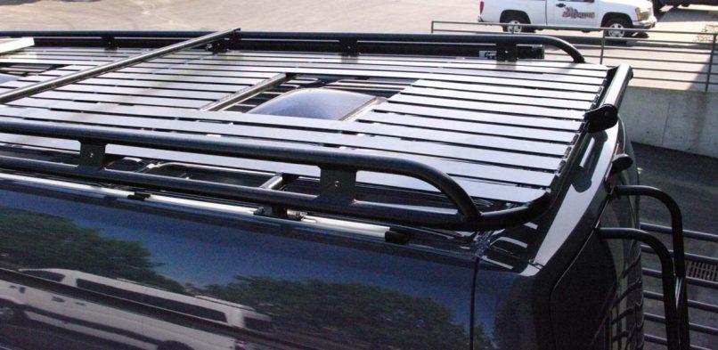 Roof Racks Van Specialties