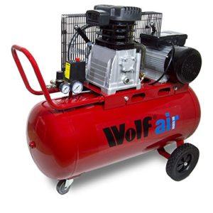 Wolf compressor