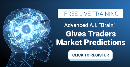 Free Live Training |Advanced A.I. Brain Gives Traders Market Predictions