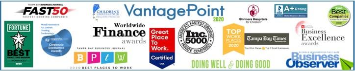 Vantagepoint AI 2020 Awards