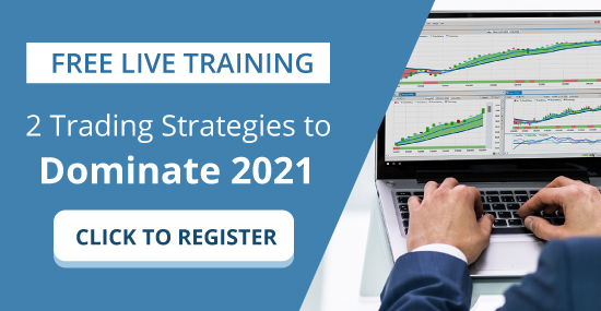 Free Live Training | 2 Trading Strategies to Dominate 2021