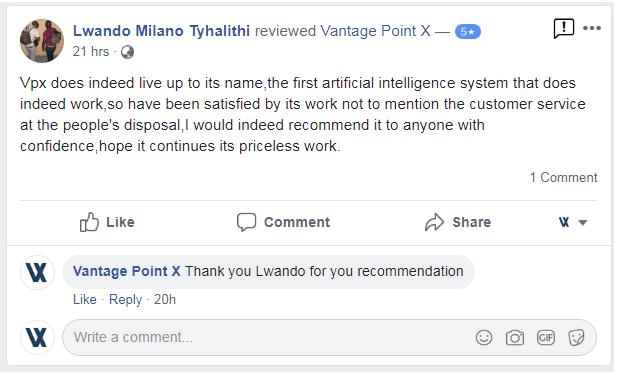 Another Happy Client – Lawando Milano