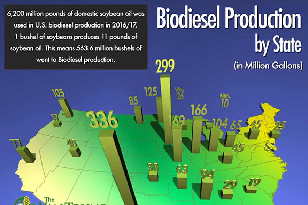 U.S. Biodiesel Production