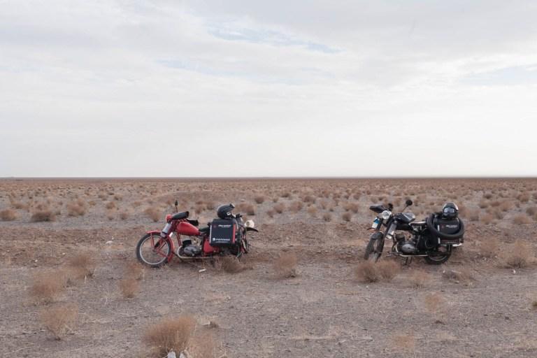 Zetky v poušti