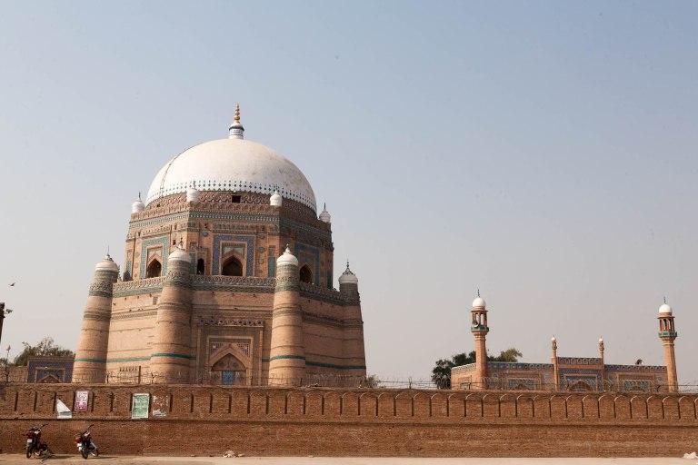 Hrobka Shah Rukn e Alam