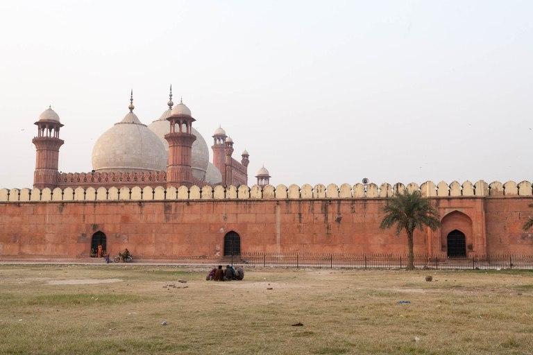 Bádišáhova mešita