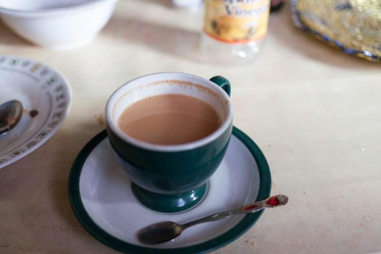 Čaj ve Snack baru