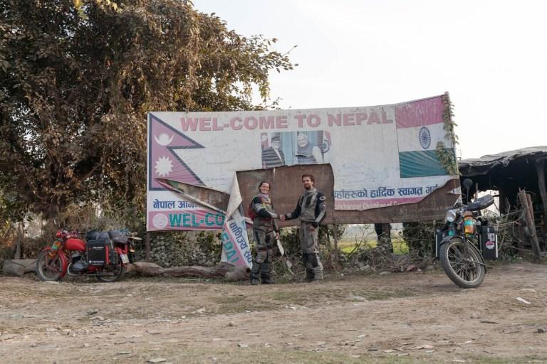 Reklama na Nepál
