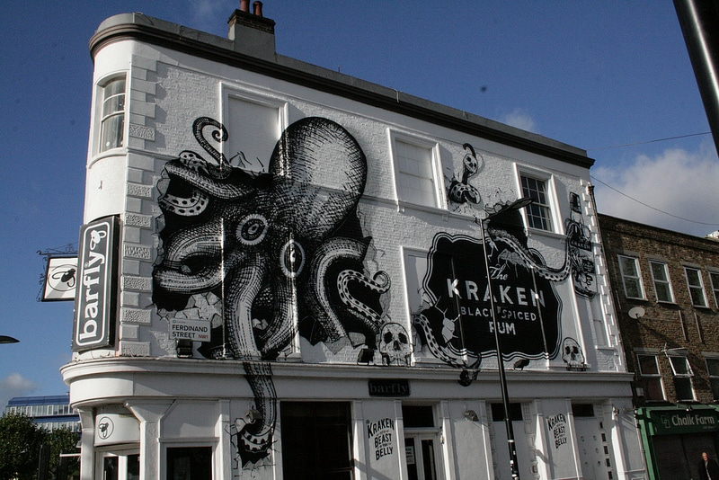 Barfly Club Rock Londres Camden Town Vanupied