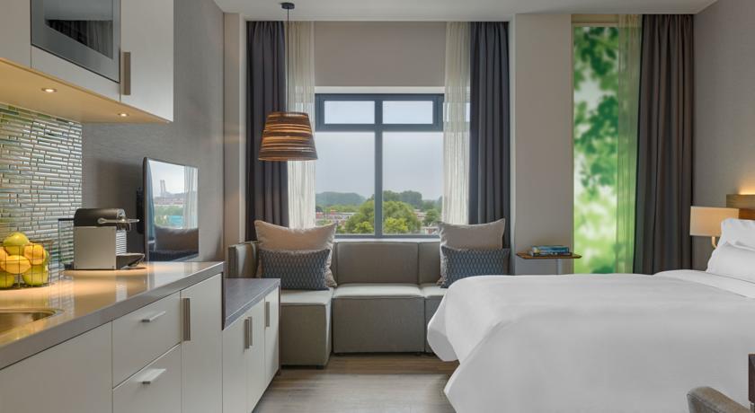 appart hotel element amsterdam
