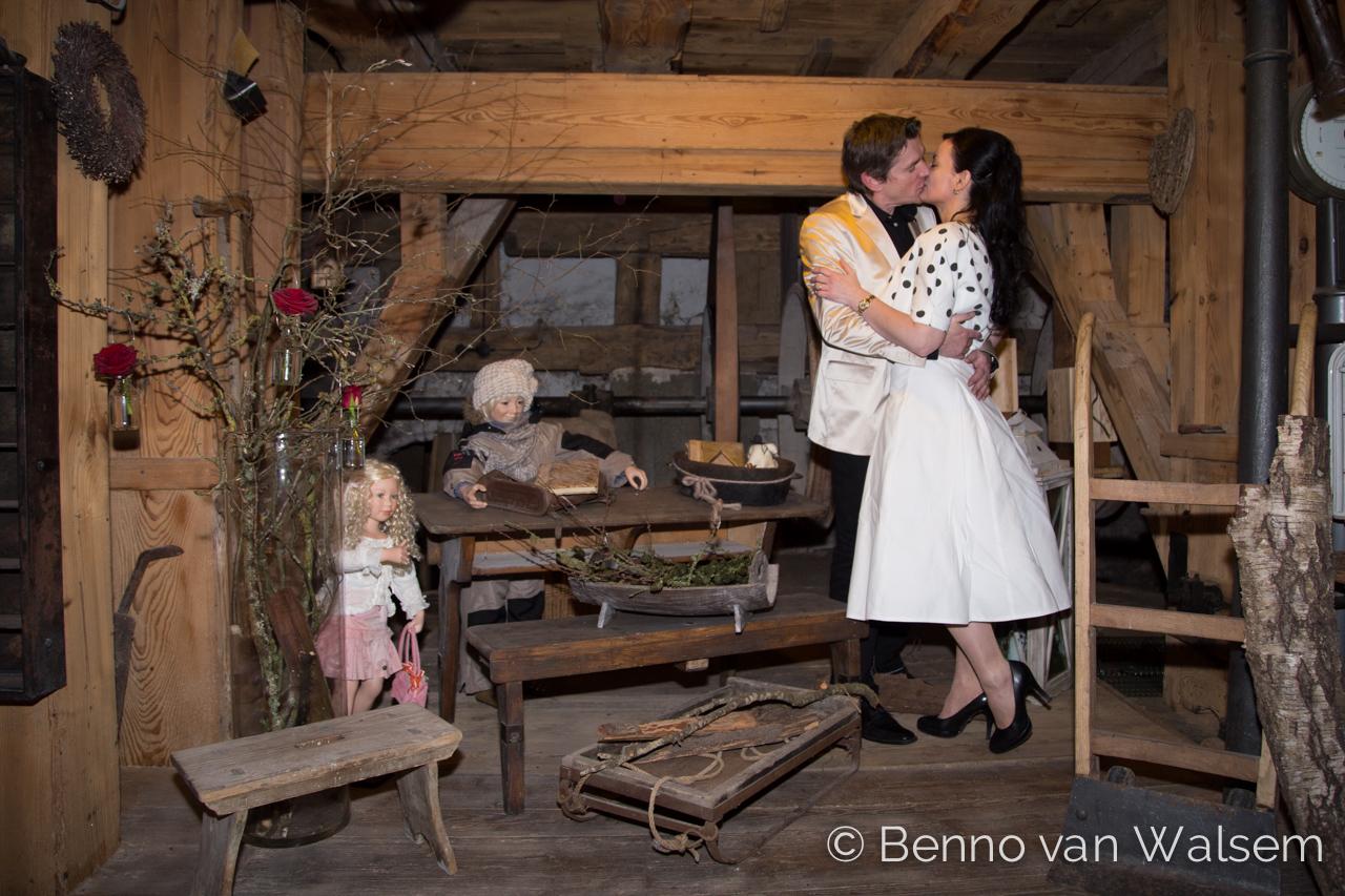 Die erste Hochzeit dieses Jahr in der Wassermhle Birgel