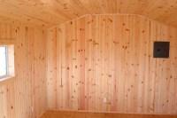 Wood Siding: Knotty Barn Wood Siding