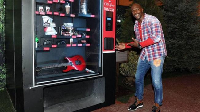Nature Exchange Vending Machine