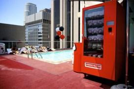 Swimsuit Vending Machine