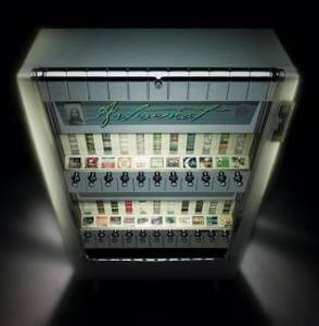 Art-O-Mat Vending machine