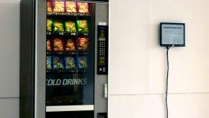 Buzzwords Vending Machine