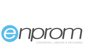 Enprom packaging logo transp