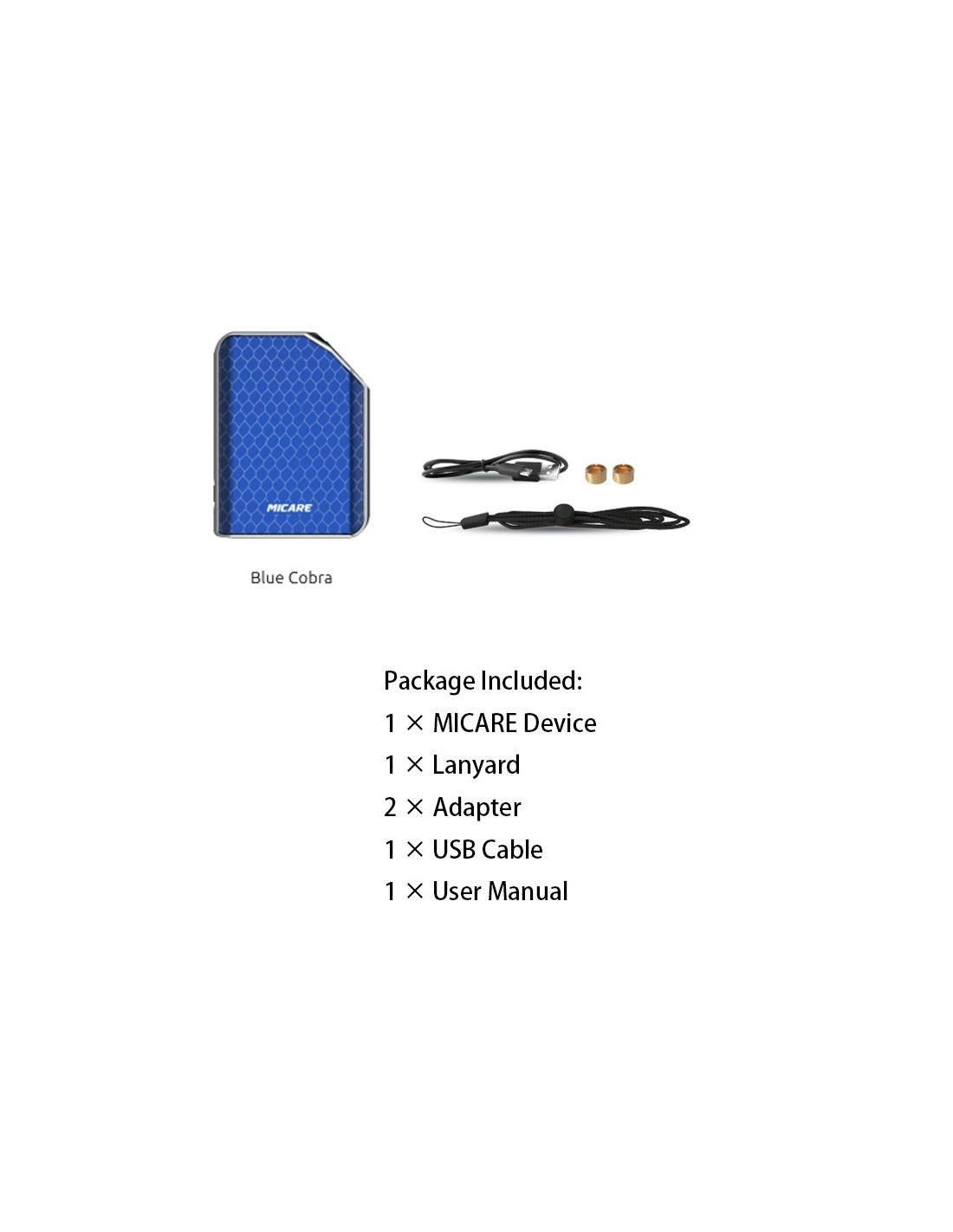 Smok Micare Mod 700mah Battery With Cartridge Option