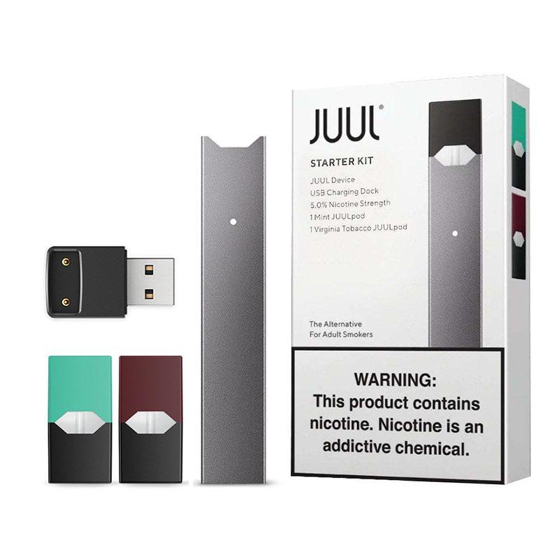 JUUL Starter Kit 0
