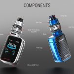 Smok X-Priv Baby Kit 80W X-Priv Mod with 6ml TFV12 Big Baby Tank-1