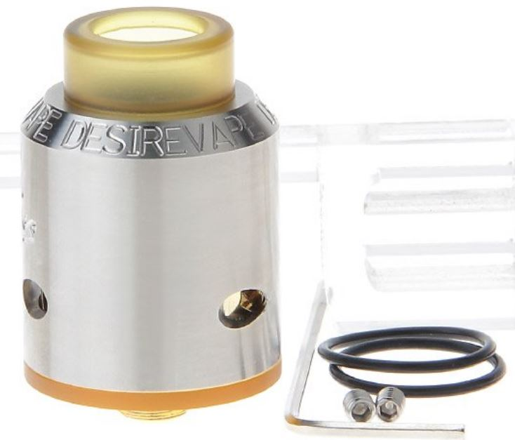 Rabies Styled RDA – £1.89 Delivered