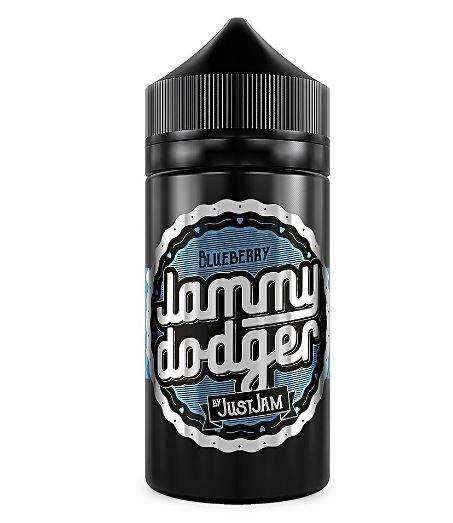 Blueberry Jammy Dodger by Just Jam (100ml Shortfill + Nic Shots) – £14.25