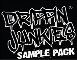 Drippin Junkies Sample Pack – £10.00