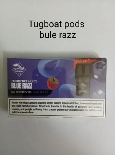 Tugboat Pods