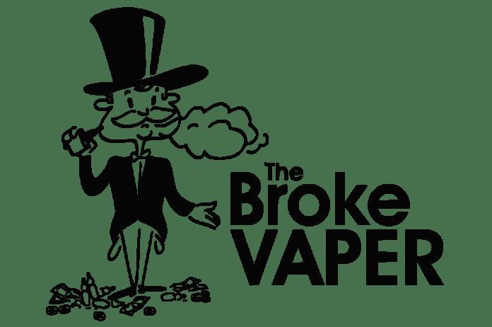 TheBrokeVaper logo