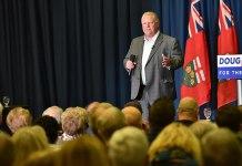 Ontario Premier Doug Ford