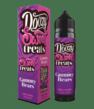 Doozy Vape Gummy Bears