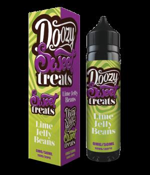 Doozy Vape Lime Jelly Beans