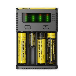 Nitecore NEW i4 Batteriladdare