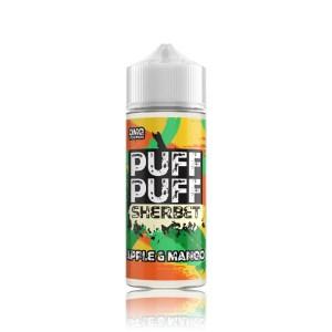 Puff Puff Sherbet Apple Mango