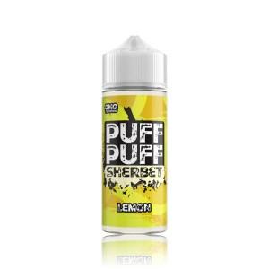 Puff Puff Sherbet Lemon