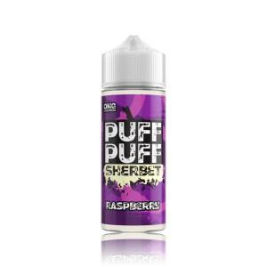 Puff Puff Sherbet Raspberry