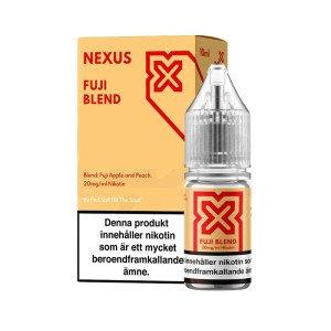 Nexus Salt Fuji Blend