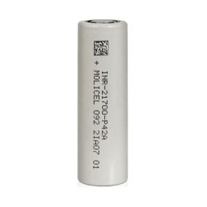 Molicel P42A 21700 batteri