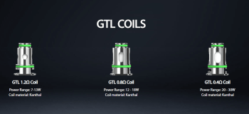 Gtl coils