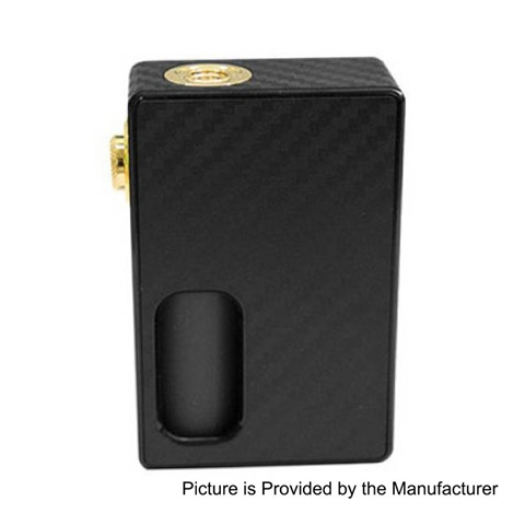 authentic-wotofo-nudge-squonk-mechanical-box-mod-black-carbon-fiber-24k-gold-7ml-1-x-18650