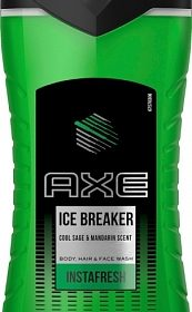 Axe Douchegel Ice Breaker