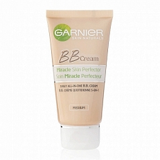 Garnier Skin Naturals BB Cream Miracle Skin Perfector All-In-1 Dagcreme Getinte Huid 50ml