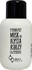 Alyssa Ashley Musk Men Hair And Body Showergel 300ml