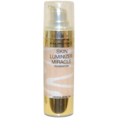 Max Factor Skin Luminizer Foundation 33 - Crystal Beige 30ml